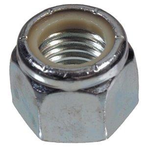 Hillman #10-24 Zinc Plated Standard (SAE) Nylon Insert Lock Nuts
