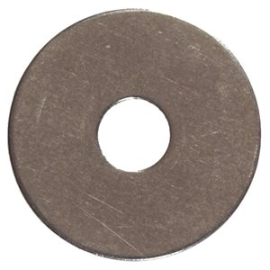 Hillman 5-Count 5/16-in x 1-1/2-in Stainless Steel Standard (SAE) Fender Washers