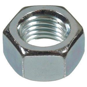 Hillman 5-Count 6mm-1 Zinc Plated Metric Hex Nuts