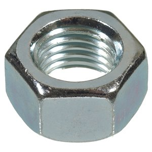 5-Count 7mm Zinc-Plated Metric Hex Nut