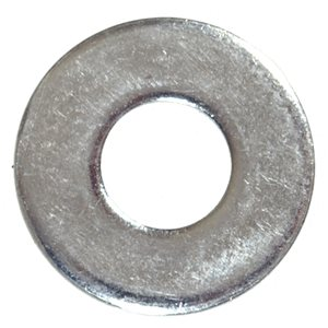 Hillman 10-Count Zinc Plated Metric Flat Washer