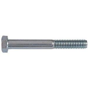 Hillman 6mm-1.0 Zinc-Plated Hex-Head Metric (MM) Cap Bolts