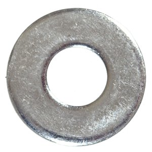 5-Count #10 x 1/2-in Zinc Plated Standard (SAE) Flat Washers