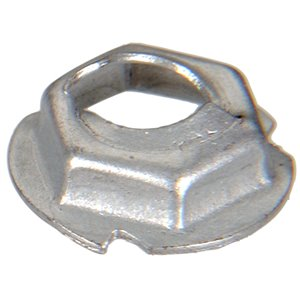 Hillman 4-Count 3/16-in-24 Plain Steel Standard (SAE) Hex Nuts