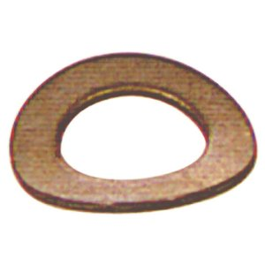 Hillman Zinc-Plated Steel Metric Wave Washer (2-Pack)