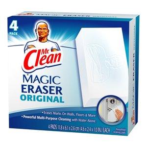 Magic Eraser Original Scouring Pads (4-Pack)