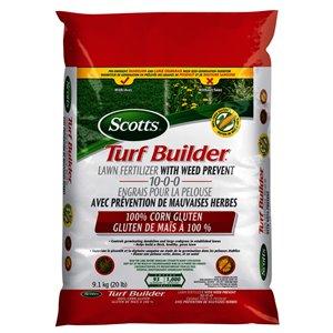 Scotts 1013-sq ft Turf Builder All Season Lawn Fertilizer (10-0-0)