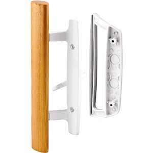 3.94-in Surface Mounted Sliding Patio Door Handleset