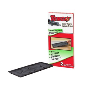 TOMCAT Glue Mouse and Rat Trap (2-Pack)