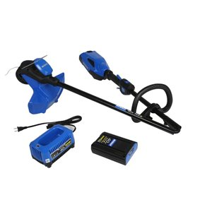 Kobalt 40-Volt 15-in String Trimmer with(1) 2.5 Ah Battery and Charger