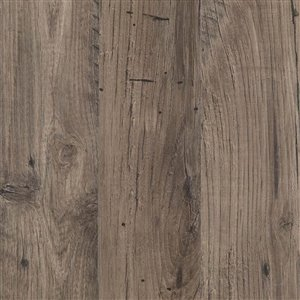 Mohawk Reclaime Chestnut 4.85-in W x 3.93-ft L Smooth Wood Plank Laminate Flooring