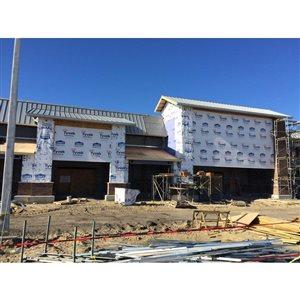 Tyvek House Wrap (100-ft x 9-ft)