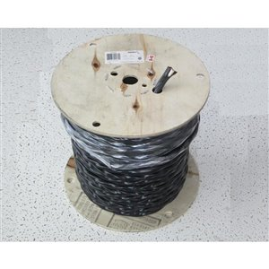 Southwire 8 AWG Indoor Non-Metallic Wire (By-the-Roll)