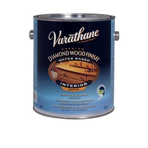 Rust-Oleum Interior Water-Based Diamond Wood Finish