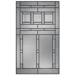 ReliaBilt 22-in x 36-in Glass Insert