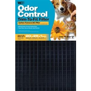 Adjustable Air Filter - 24.625-in x 19.625-in x 0.5-in