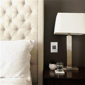Legrand adorne sofTap Single-Pole 3-Way 15-Amp Light Switch