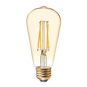GE 60W LED ST19 VIN AMB DIM (2-Pack)