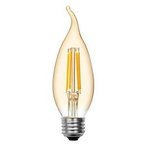 GE 60W LED CA11M VIN AMB DIM (2-Pack)