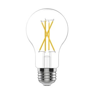 GE 7-Watt A19 Soft White LED Light Bulb (2-Pack)