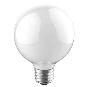 GE 60W LED G25 RVL FR DIM (2-Pack)