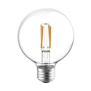 GE 40W LED G25 RVL CL DIM (2-Pack)