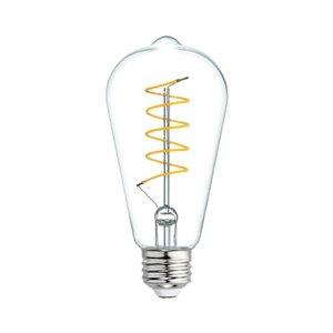 GE 6.5W LED ST19 SPI VIN AMB DIM