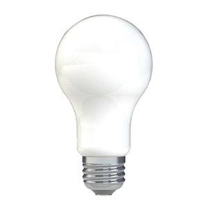 GE 8.5-Watt A19 Frosted Daylight LED Light Bulb (8-Pack)