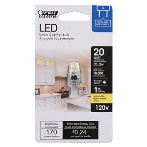 Feit Electric 20 Watt G8 Base 3000K LED