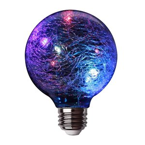 Feit Electric LED Fairy G25 Color Changing