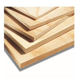 23/32-in x 4-ft x 8-ft Pine Sanded Plywood Panel
