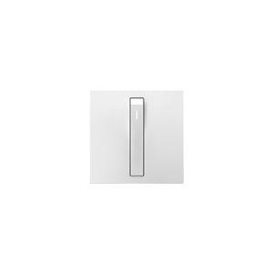 Legrand Adorne Whisper 1-Switch 15-Amp 3-Way Single Pole White Rocker Light Switch