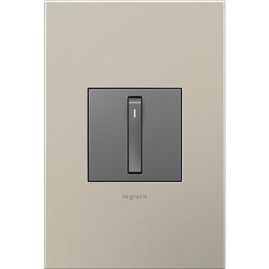 Legrand adorne Whisper Single-Pole 3-Way 15-Amp Light Switch