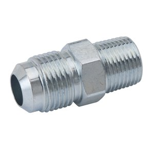 1/2-in O.D. Flare x 3/8-in MIP Gas Fitting