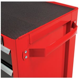 CRAFTSMAN 2000 Series 26-in 4-Drawer Tool Cabinet (Red)