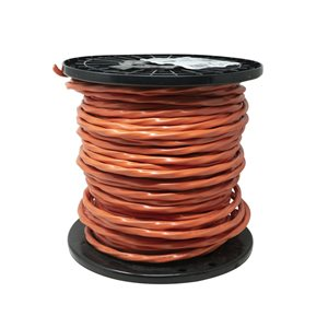 Southwire 75M 10-3 Indoor Non-Metallic Wire  (By-the-Roll)