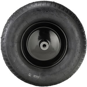 True Temper Tire and Rim for Wheelbarrow 16 In.