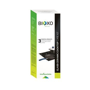 BIOXO BIOXO Glass Ceramic Cleaning Kit 500 ml