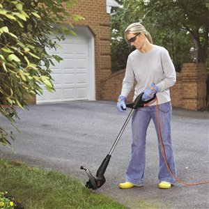 BLACK & DECKER 12-in Electric Bump Feed String Trimmer