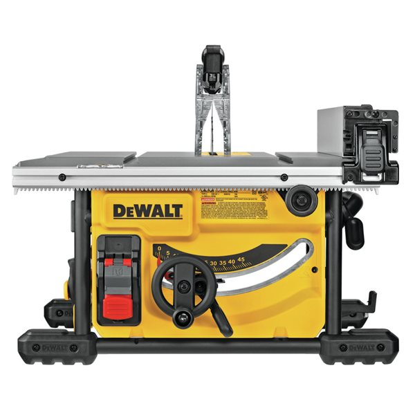 Dewalt Dw 8 1 4 In Compact Table Saw Lowe S Canada