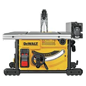 DEWALT DW 8-1/4-in Compact Table Saw