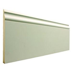 Primed Composite Baseboard Moulding