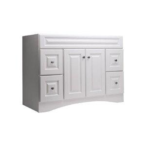 Style Selections Northrup 48-in x 21-in Bathroom Vanity