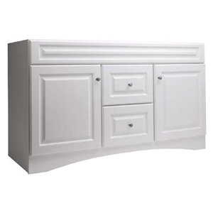 Style Selections Northrup 60-in x 21-in Bathroom Vanity