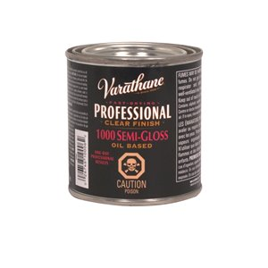 Varathane Professional Oil-Based Clear Finish