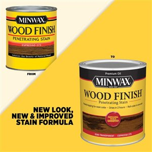 Minwax Wood Finish Oil-Based Stain