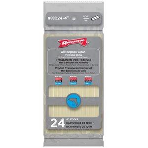 5/16-in General Purpose Glue Sticks (24-Pack)