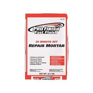 QUIKRETE 22.7kg Pro Fast Finish Repair Mortar