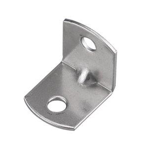 Onward Square Corner Brace, 3/4 in (19 mm) x 3/4 in (19 mm) Zinc (20-Pack)