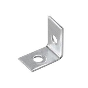 Onward Corner Brace, 1/2 in (13 mm) x 3/4 in (19 mm) Zinc